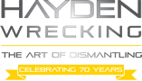 Hayden Wrecking -